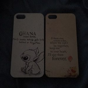 Accessories - iPhone 5s phone case